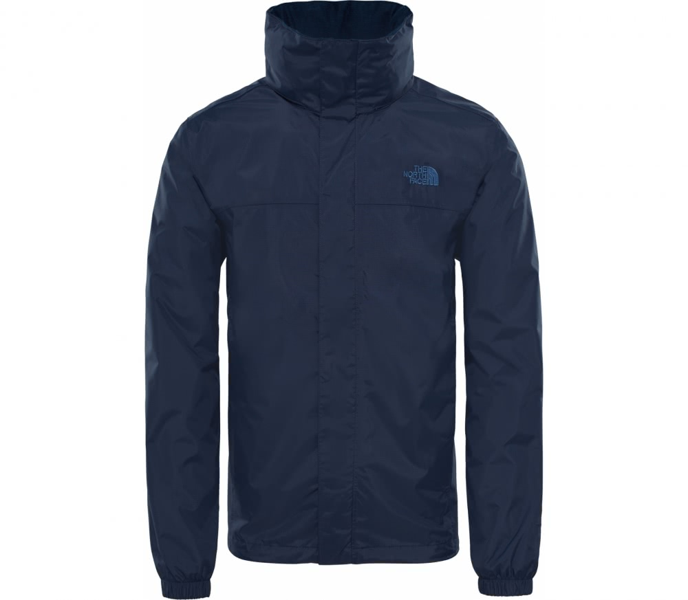 The North Face Resolve 2 men's raincoat (dark blue)