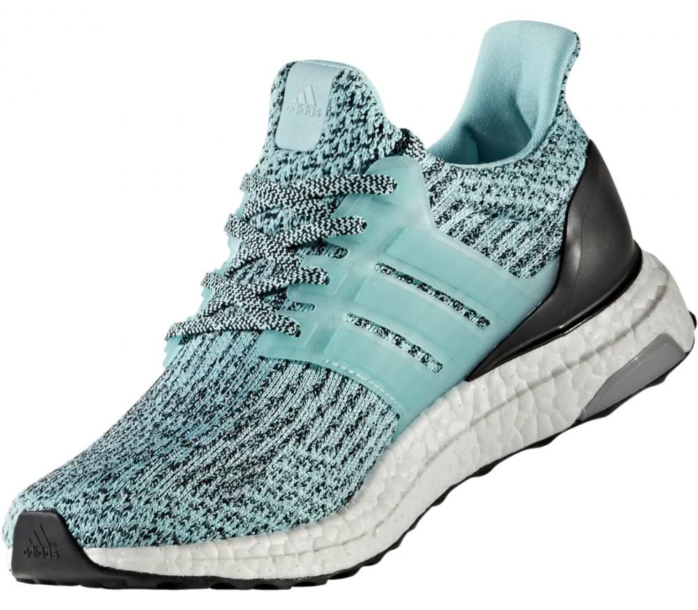 Adidas - Ultra Boost Kvinder løbesko (turkis/grå)