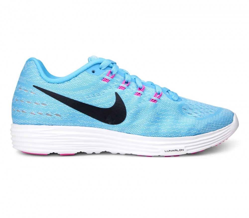 Nike - LunarTempo 2 Kvinder løbesko (lyseblå/lyserød)